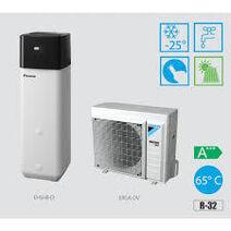 02_PACHET DAIKIN ALTHERMA 3 R ECH2O / Incalzire + Racire + Apa Calda / Materiale + Instalare incluse /