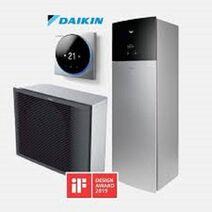 32_PACHET DAIKIN ALTHERMA 3 H HT F / Incalzire + Racire + Apa Calda / Materiale + Instalare incluse /
